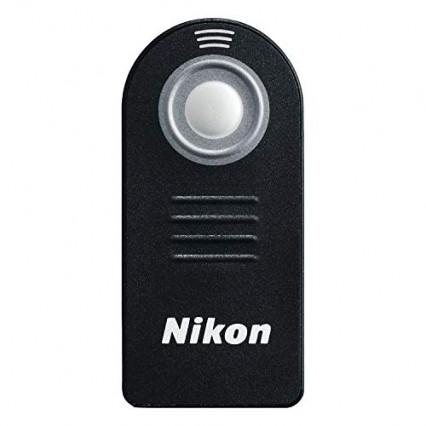La télécommande infrarouge Nikon ML-L3