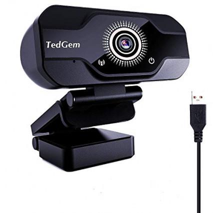 La webcam 1080p de Tedgem
