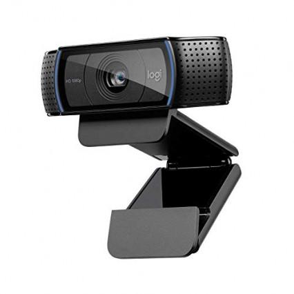 La webcam Logitech C920s HD Pro