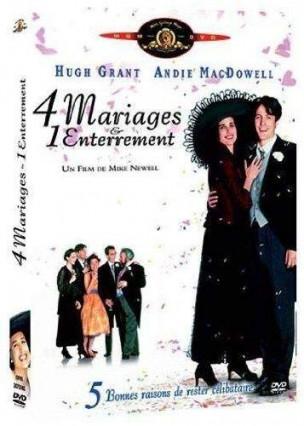 Quatre mariages et un enterrement de Mike Newell