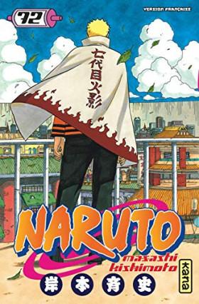 Le dernier tome de Naruto