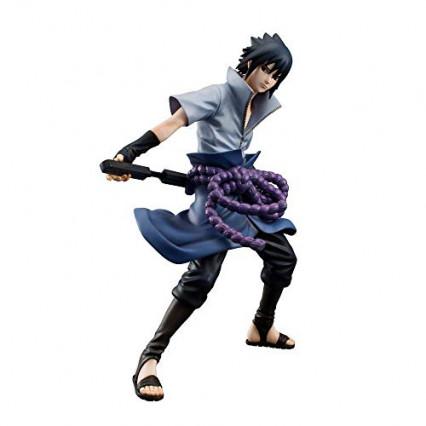 Une statuette Sasuke