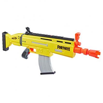 Le pistolet Nerf Fortnite AR-L