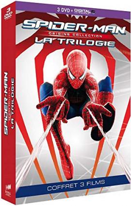 La trilogie Spider-Man de Sam Raimi
