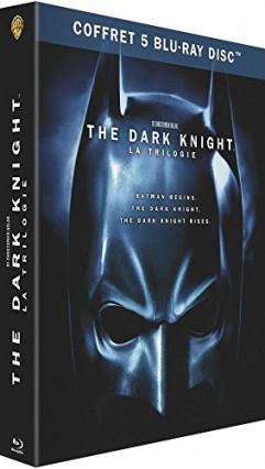 La trilogie Dark Knight par Christopher Nolan