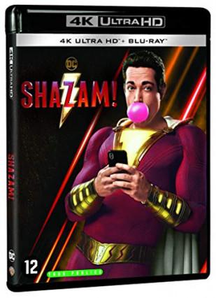 Shazam, un ado dans un corps d'adulte