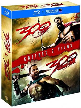 300 et 300 : La Naissance d'un Empire de Zack Snyder et Noam Murro