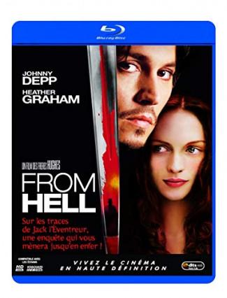 From Hell, le film avec Johnny Depp, adapté d'un comics d'Alan Moore