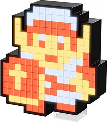 Une lampe pixels White Link