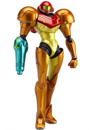 La figurine de Samus Aran en armure