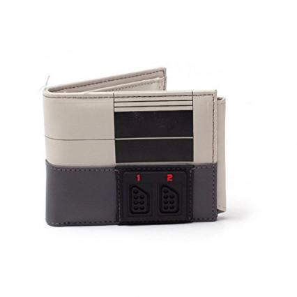 Le portefeuille Nintendo NES