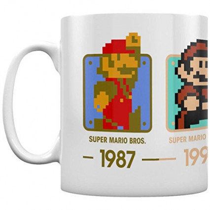 Le mug en céramique Mario