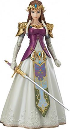 La statuette de Zelda version Twilight Princess