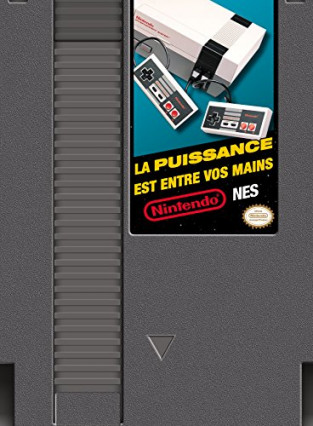 Nintendo NES, la puissance est entre vos mains de Garitt Rocha