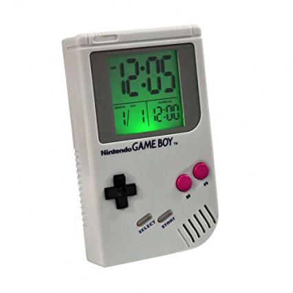 Le réveil Game Boy