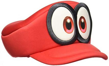 Cappy, le chapeau de Mario dans Super Mario Odyssey