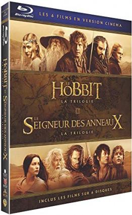 Les films du Seigneur des Anneaux et du Hobbit
