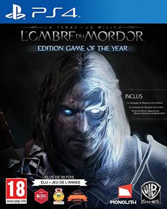 Le jeu pour PS4