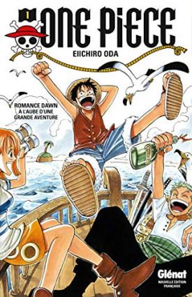 Le tome 1 de One Piece : à l'aube d'une grande aventure