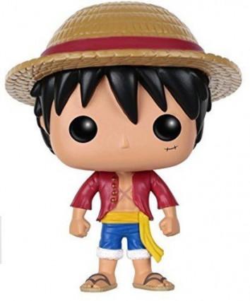 Une Funko Pop de Luffy