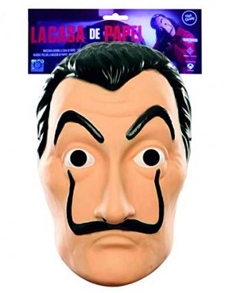 Le masque de Salvador Dali