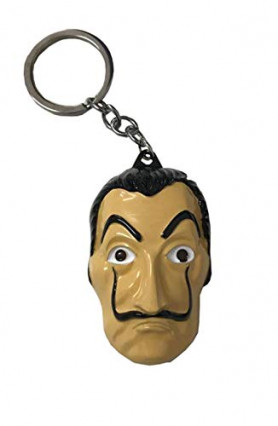Le porte-clé Salvador Dali