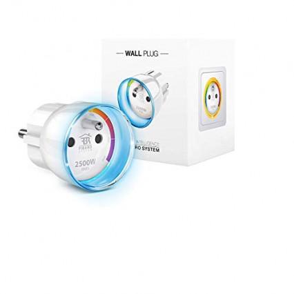 Le smartplug Fibaro Type E, compatible Z-Wave +