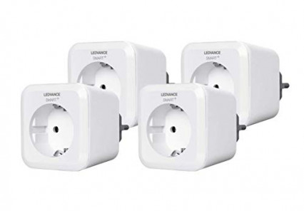 Le lot de quatre prises Bluetooth Ledvance