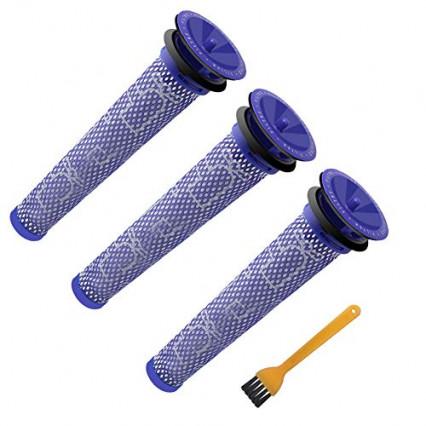 Des filtres lavables pour aspirateur Dyson