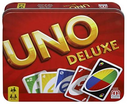 Le Uno, le jeu de rapidité à base de couleurs et de chiffres