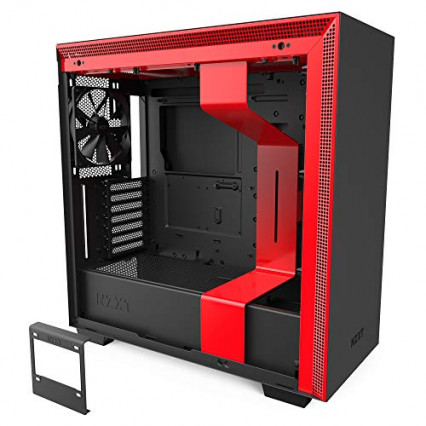 Le boîtier ATX gaming NZXT H710