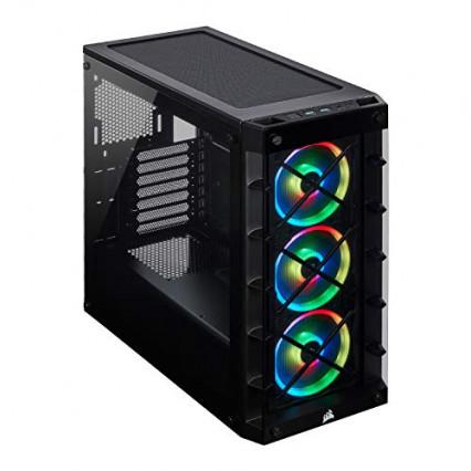 Le boîtier gaming Corsair iCUE 465X RGB
