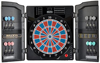 Un jeu de fléchette électronique à rabat Bull's RB Master