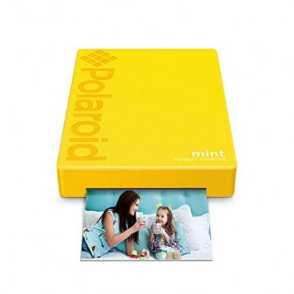 L'imprimante photo Polaroid Mint à technologie Zink