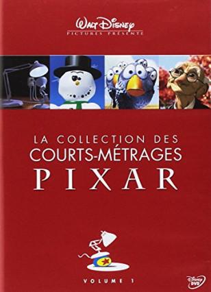 Le volume 1 des courts métrages Pixar