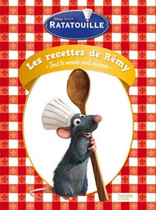 Un livre de recette Ratatouille