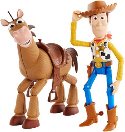 Les figurines articulées Toy Story