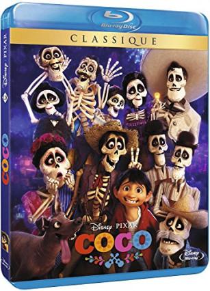 Le Blu-Ray de Coco