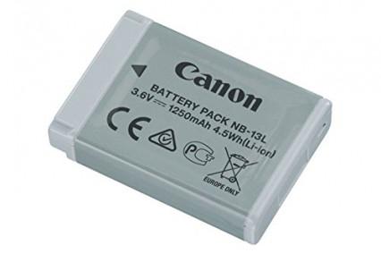 Une batterie supplémentaire pour appareil photo Canon