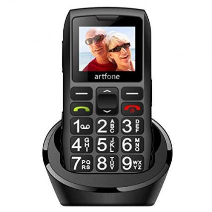 Le téléphone à grandes touches artfone C1