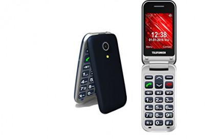 Le téléphone à clapet Téléfunken TM 210 Izy