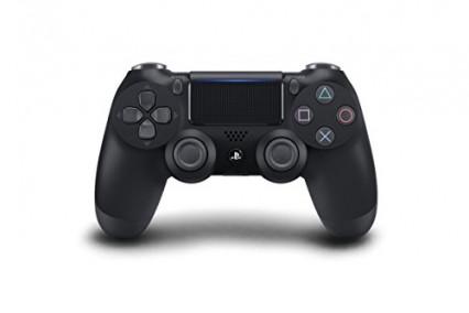 Une manette PS4 Dualshock 4