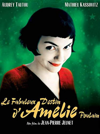 Le Fabuleux Destin d'Amélie Poulain, de Jean-Pierre Jeunet