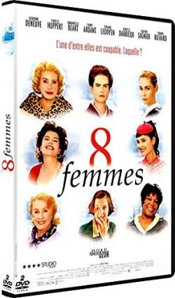 8 Femmes, de François Ozon