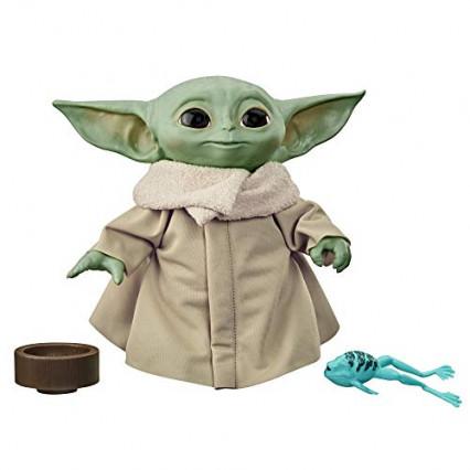 Star Wars The Mandalorian : l'Enfant et la grenouille