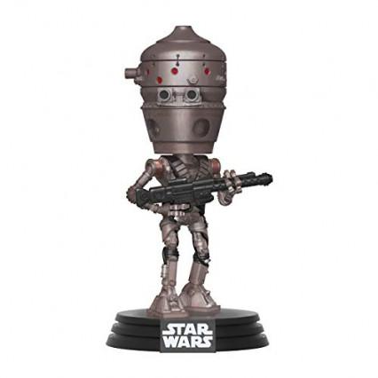 La Funko Pop du droïde chasseur de prime IG-11