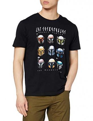 Un t-shirt Bounty Hunter The Mandalorian