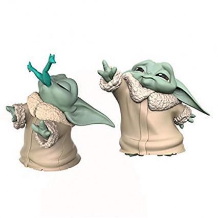 Un autre duo de figurines The Mandalorian
