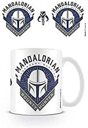 Un mug Mandalorian Legendary Warrior