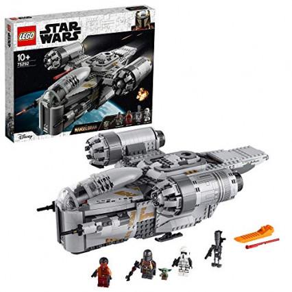 Le Razor Crest en LEGO, le vaisseau du Mandalorien